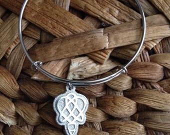 Dyslexia Charm Bracelet
