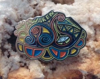 Awaken pin multi color variant listing ***FREE SHIPPING***