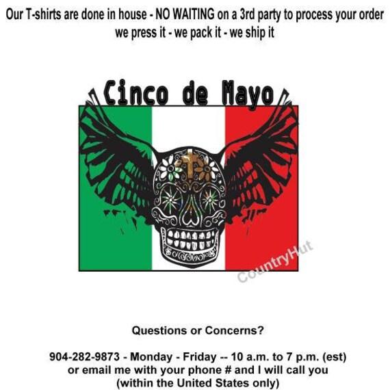 Mexican Flag Skull Mexican Flag Skull