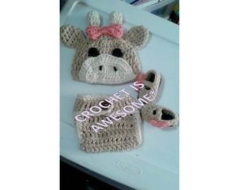 Crochet Baby Giraffe set, giraffe theme, baby giraffe costume, giraffe newborn, newborn photo prop