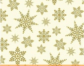 Glisten - Snowflakes, by Whistler Studios from Windham, 1 yard