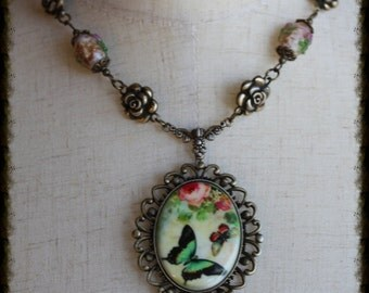 Butterfly Dance Jewelry Set