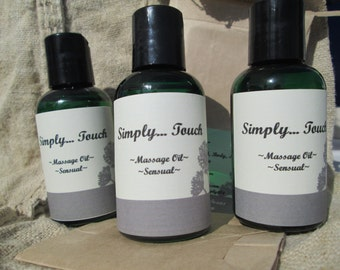 Simply...Touch (Massage Oil)