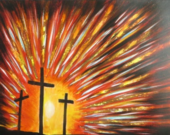 how to prepare a stretched canvas for acrylic paint