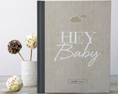 The Baby Book by Illustries - record pregnancy, birth and the first year in quirky style!