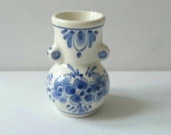 Sweet Little Mini DP Delft Posy Vase