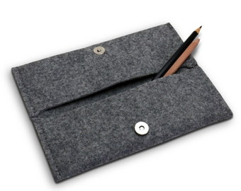 Felt Pen and Pencil Holder Case