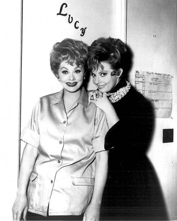 carole cook and lucille ball