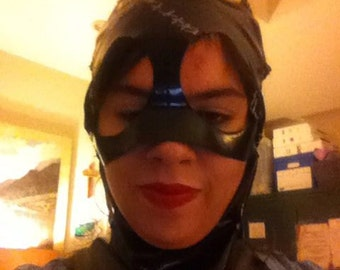 Catwoman Cowl Mask