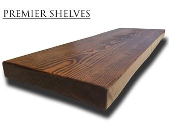 floating shelf etsy. Black Bedroom Furniture Sets. Home Design Ideas