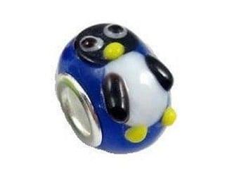 Penguin Charm/Bead -DBC002