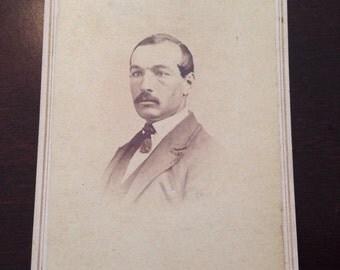 1860's CDV Photo