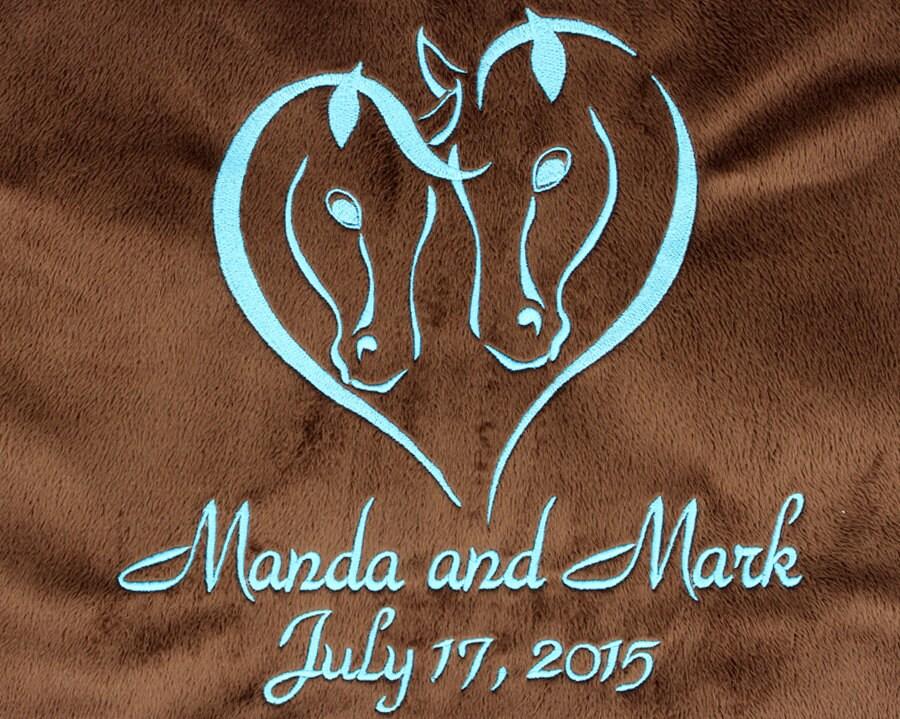 Western Wedding Gift Ideas: Personalized Western Themed Wedding Gift By
