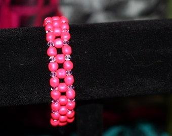 pearl swarovski Bracelet