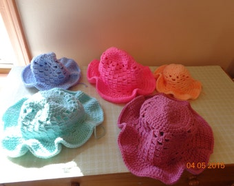 Spring - Summer Hats - Bonnets baby, toddler, child