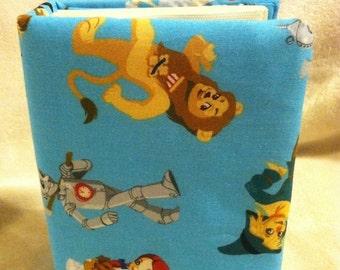 Wizard of Oz fabric covered photo album 4 x 6