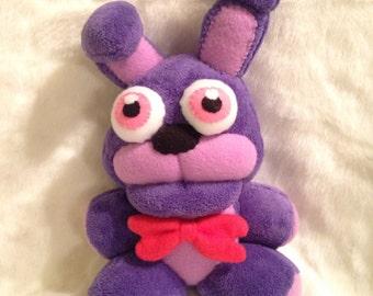 Five nights at Freddys 2: Bonnie the bunny plush