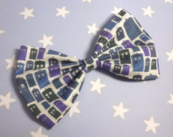 Doctor Who Tardis Bow