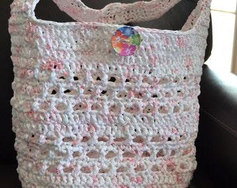 Beach Bag/Market Bag Plarn Bag Carry-All