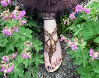 Handmade Greek Sandals, Women's Shoes, Sandals, Macrame Sandals, Leather Sandals, Lace up Sandals