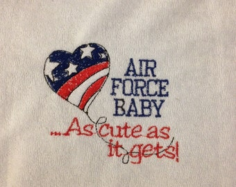 Air Force bib
