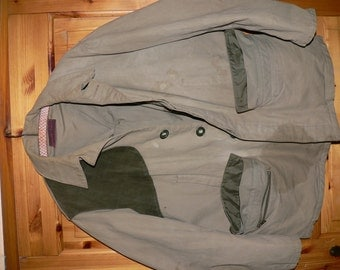 """Vintage 1950/60s french hunting jacket """"Adolphe Lafont"""" EU 52/54"""