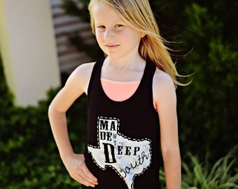 SALE Made in Deep South Tank