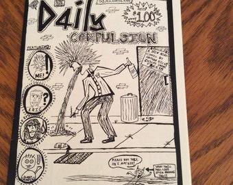 The Daily Compulsion #1