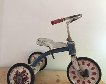 Original 1960s Triang trike tricycle
