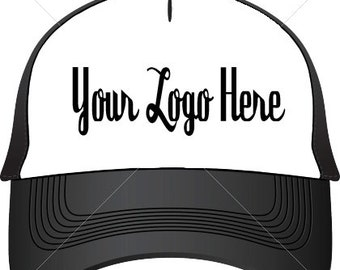 Adult Personalized trucker hat