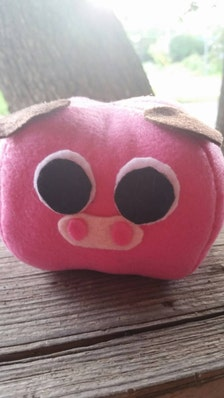 Chuy Book Of Life Inspired Pig Piggy Plushie Piglet Farm