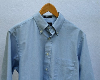 XL Gant Oxford Club Men's Long Sleeve Shirt 16/34