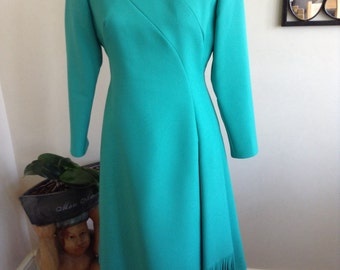 Vintage Peggy French Couture Dress