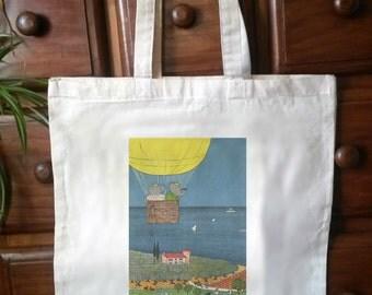 Beautiful Babar tote bag. No.2