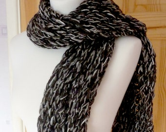 Winter Frost scarf