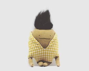 Waldorf Toy Plush Potato Toys, Character Toys, Plush Toys, woodland plush Toys,  Waldorf Plush Potato Toy, Waldorf Doll