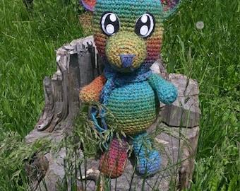 Rainbow Sherbet Bear