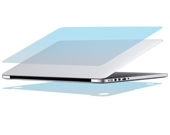 FULL BODY Macbook Wrap Protection Skin Cover CLEAR Protector ( Case Sticker )