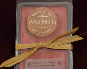 Home For The Holidays Scented Wax Melts