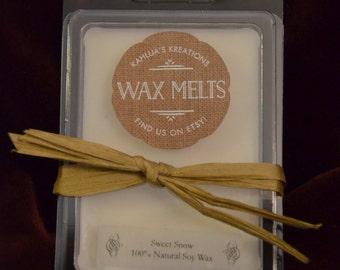 Sweet Snow Scented Wax Melts