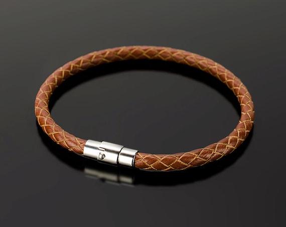 Mens magnetic bracelet Magnetic bracelets for men with real