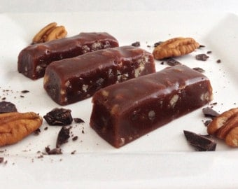 Chocolate Pecan Caramels - Gift for Him, Gift for Her