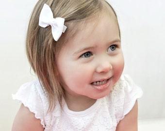 Choose 4 hairbow clips, Hair clips, Girls Hair Bows, Tuxedo Hair Bow, Toddler Hair Accessories, Hair clips