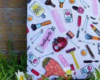 Girly Make Up Bag, Make Up Bag, Cosmetic Bag