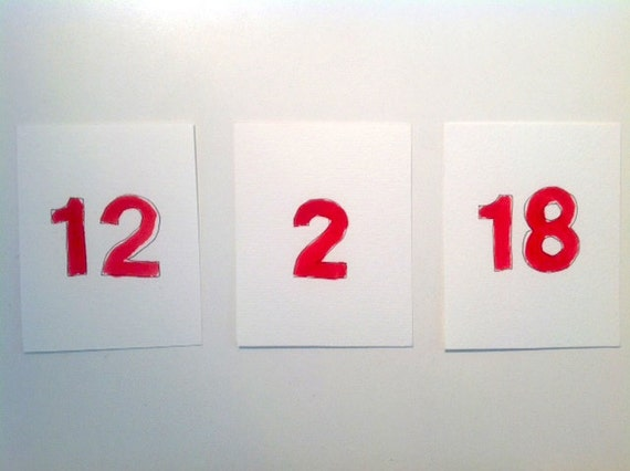 Your New Lucky Numbers