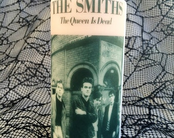The Smiths White Unscented Candle