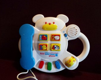 V-TECH Talking Baby Bear Phone