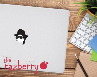 Michael Jackson Macbook Decal Macbook Sticker King of Pop Macbook Decal Sticker Macbook Pro Macbook Air Laptop Sticker Michael Jackson Decal
