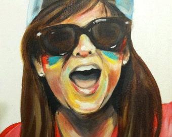 11x14 Single Portrait