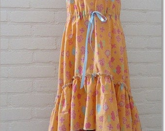 Girl summerdress, Spanisch summer dress size 9